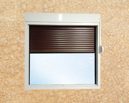 铝合金一体化窗